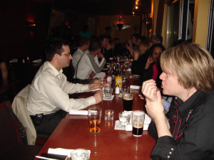 Gotta Love the In-Person Stuff! Ottawa Geek Dinner